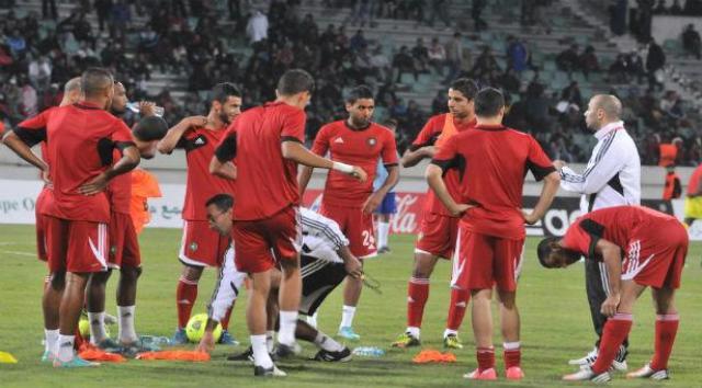 المنتخب الوطني المغربي يسعى لتجديد آمال التأهل لمونديال البرازيل