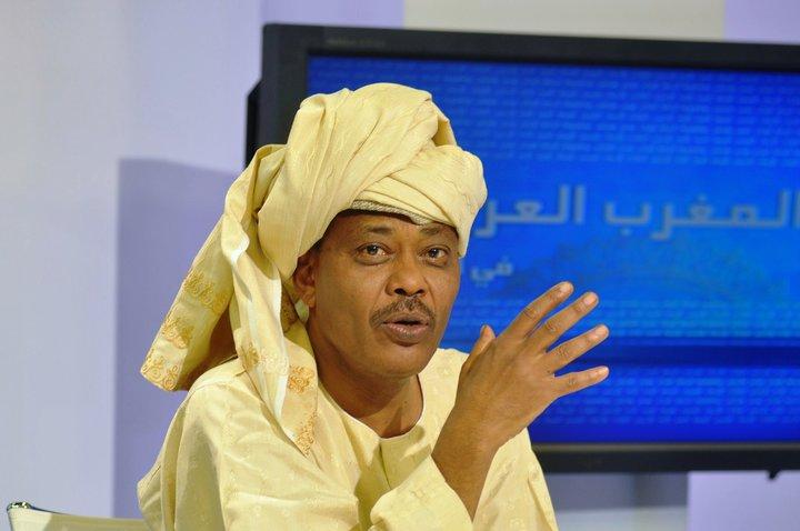 طلحة جبريل : أنا مع تقسيم السودان ( فيديو )
