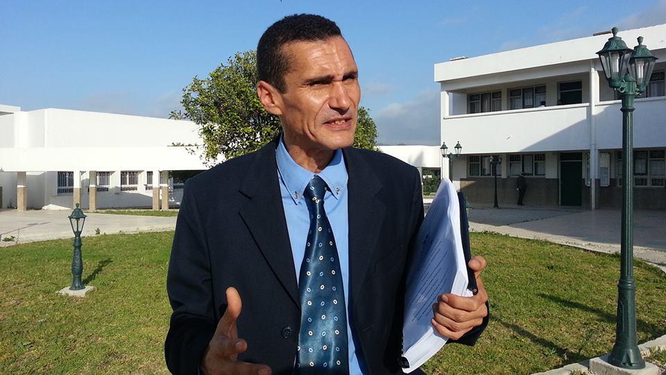 حسن برهون : صحفي الفقراء والمظلومين ينال شهادة الماستر (فيديو)
