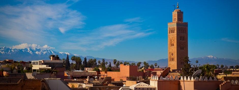 مراكش سادس أفضل وجهة سياحية في العالم