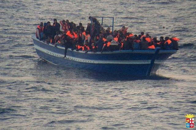 مياه لامبيدوزا تبتلعأجساد وأحلام المهاجرينالأفارقة