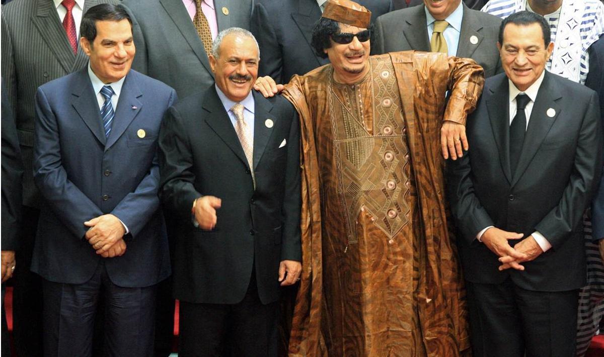 سوريا … مصر … الجزائر … تثبت دعائم الحكم الدكتاتوري المنفرد