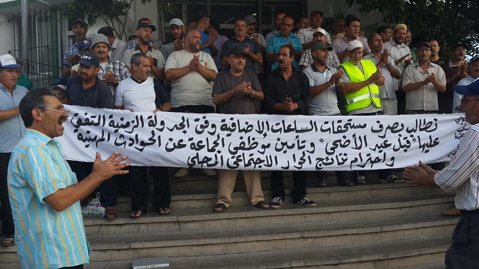 خطير : إدعمار يغرق مالية بلدية تطوان و الموظفون بدون أجور في ديسمبر
